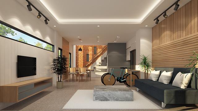 interiér-moderný dizajn